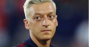 Vorlage bei Comeback: Mesut Özil