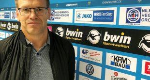 Kommissarischer Geschäftsführer beim CFC: Uwe Hildebrand