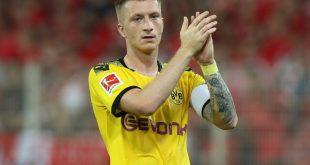 Trifft gegen Leverkusen doppelt: Kapitän Marco Reus