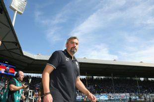 Trainer Reis und Bochum holen einen 0:2-Rückstand auf