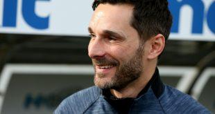 Trainer Leitl klettert mit Greuther Fürth auf Rang drei