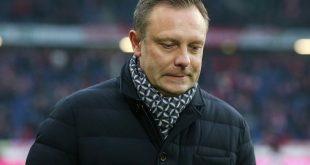 """Andre Breitenreiter wird Experte im """"Champions Corner"""""""