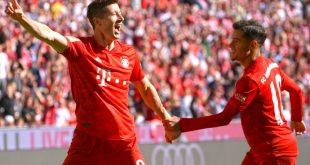 Die Bayern gehen als Favorit ins Spiel mit Tottenham