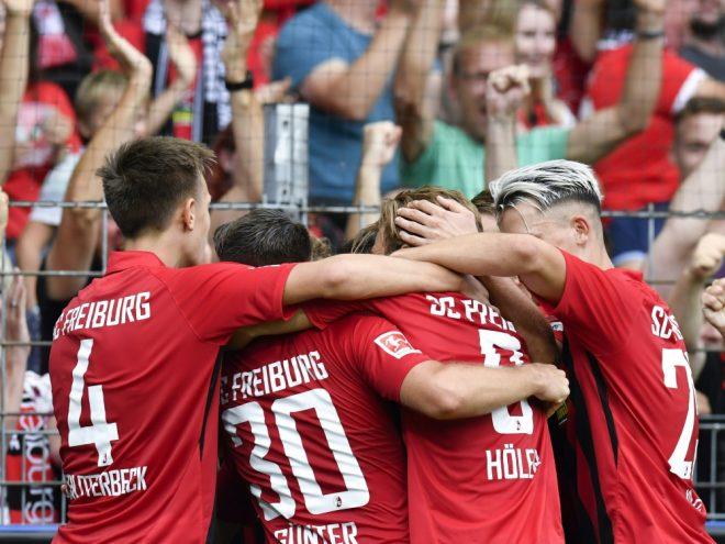 Dominant: Freiburg besiegt Hoffenheim 3:0