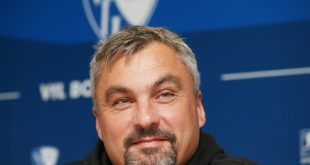 Will Bochum aus dem Tabellenkeller führen: Thomas Reis