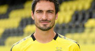 Hummels fehlte am Sonntag beim Dortmunder Training