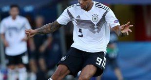 Erzielte sein erstes Tor im DFB-Trikot: Lukas Nmecha