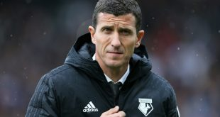 Javi Gracia trainierte Watford seit Januar 2018