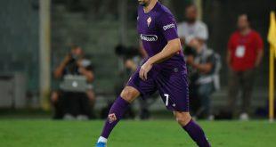Franck Ribery traf erstmals im Trikot ds AC Florenz
