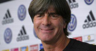 Bundestrainer Jogi Löw bleibt ganz cool