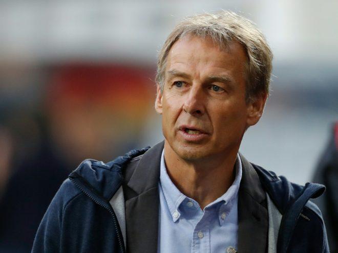 Klinsmann sagte dem VfB Stuttgart ab
