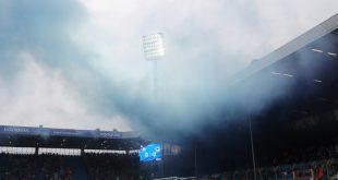 Wegen Pyrotechnik: Bielefeld muss Geldstrafe zahlen