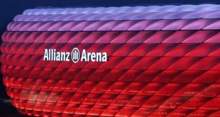 Champions-League-Finale 2022 in der Allianz Arena