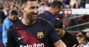 Messis Einsatz in der CL gegen den BVB ist ungewiss
