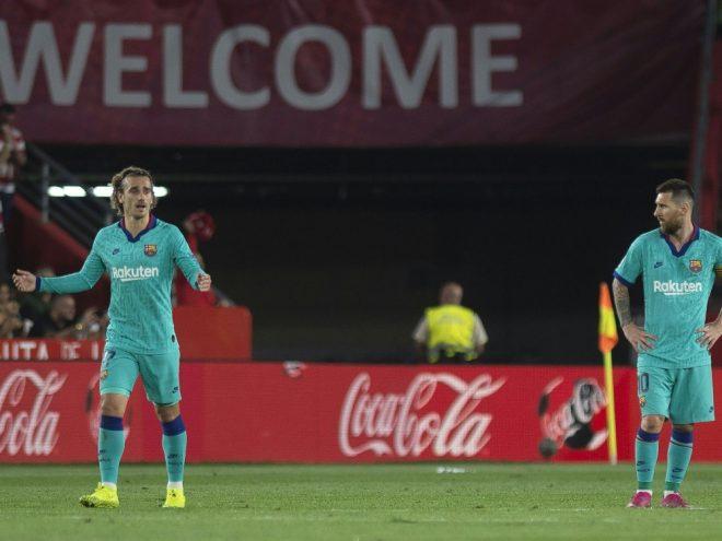 Nächste Überraschende Niederlage für Barcelona