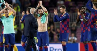 """""""Wir stehen zusammen"""": Lionel Messi"""