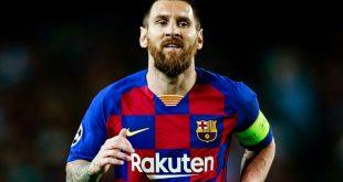 Lionel Messi fühlte sich schlecht behandelt