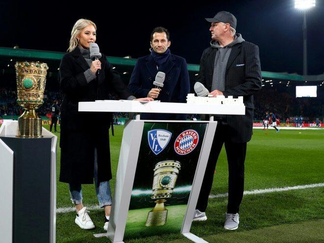 Über 2,5 Millionen Menschen sehen DFB-Pokal bei Sport1