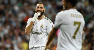 Pleite für Stürmer Karim Benzema und Real Madrid