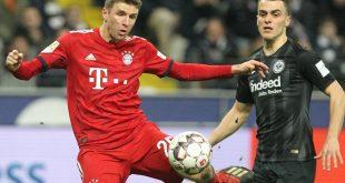 ZDF überträgt Eintracht Frankfurt gegen Bayern München