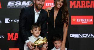 Messi gibt Geheimnisse preis