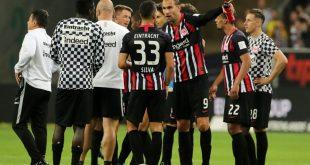 Andre Silva und Bas Dost fehlen der Eintracht heute
