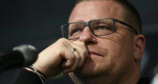 Eberl beschwert sich über den Umgang mit Gladbacher Fans