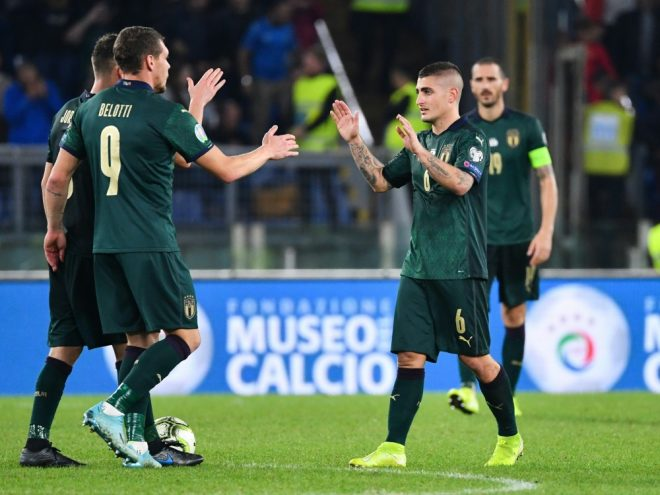 Italien qualifiziert sich vorzeitig für die EM-Endrunde