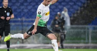 Stindl rettet Gladbach durch Last-Minute-Elfmeter