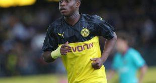 Moukoko erzielt in der Youth League sein erstes Tor
