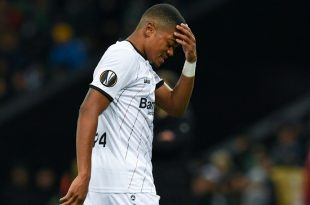 Fehlt Leverkusen weitere vier Wochen: Leon Bailey