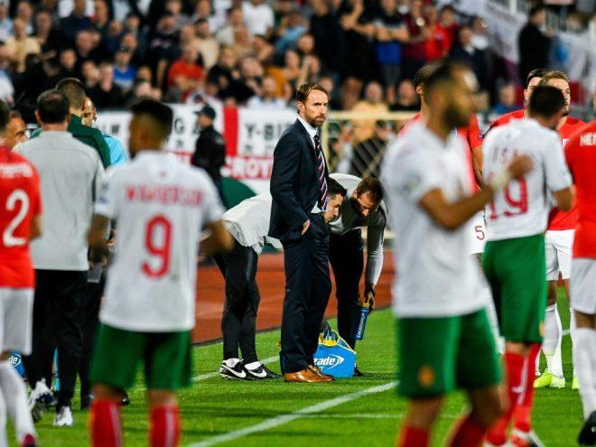 England gewann die Partie in Bulgarien 6:0