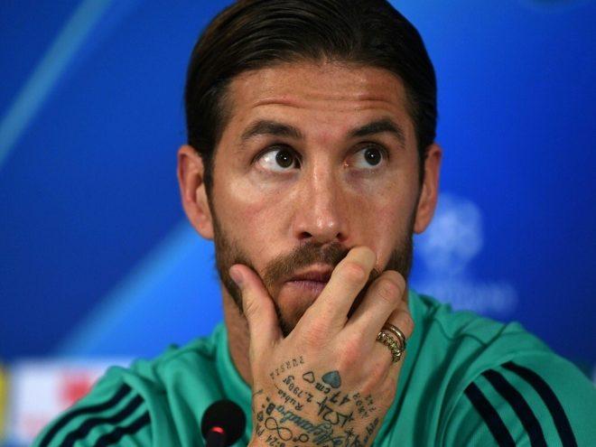 Hat seine Geldstrafe bestätigt: Sergio Ramos