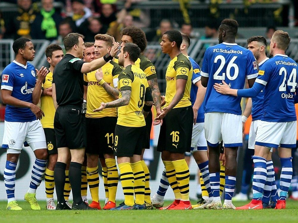 Schalke Dortmund Derby