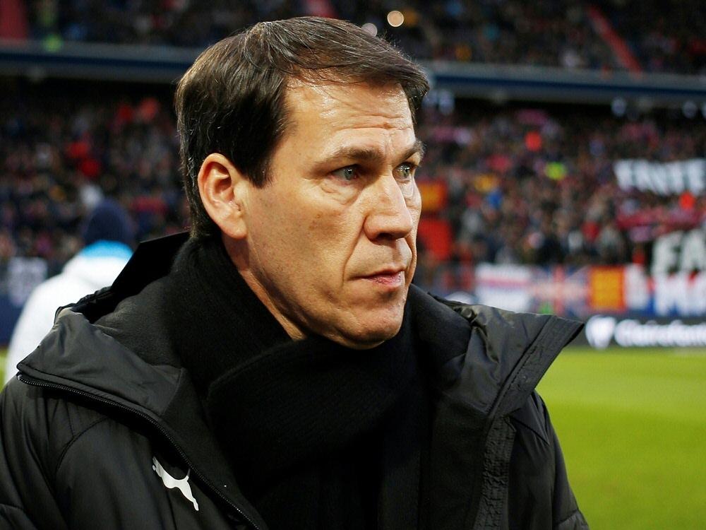 Trainer Leipzig Fussball