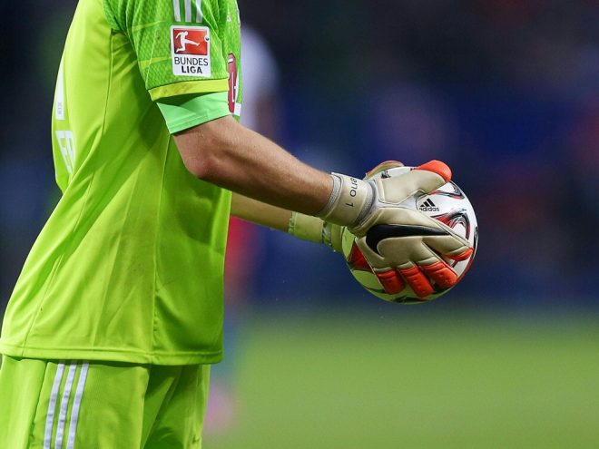 DFB will Torhüterausbildung weiterentwickeln