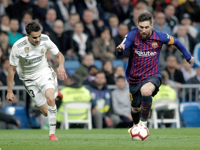 Barca und Real Madrid duellieren sich erst im Dezember