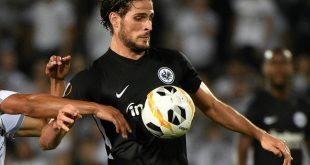 Erster Bundesliga-Doppelpack für Goncalo Paciencia