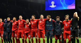 7:2 bei Tottenham Hotspur: Bayern München schreibt Geschichte