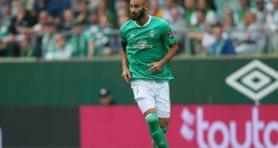Toprak fehlt Bremen im Spiel in Frankfurt