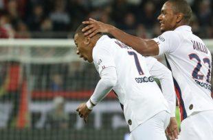 Auch ohne Neymar gewann Paris bei OGC Nizza