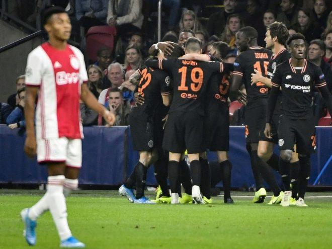 Der FC Chelsea siegt bei Ajax Amsterdam