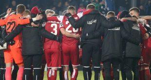 Der 1. FC Kaiserslautern steht im Achtelfinale
