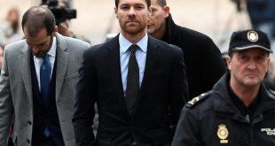 Xabi Alonso droht Haftstrafe