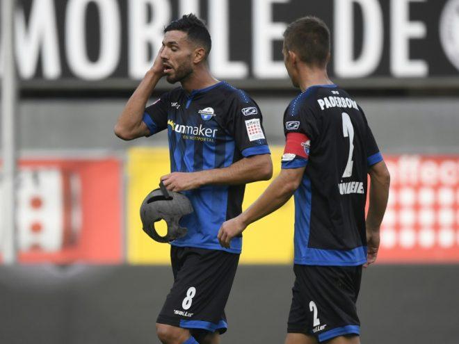Paderborn ohne Testspielerfolg