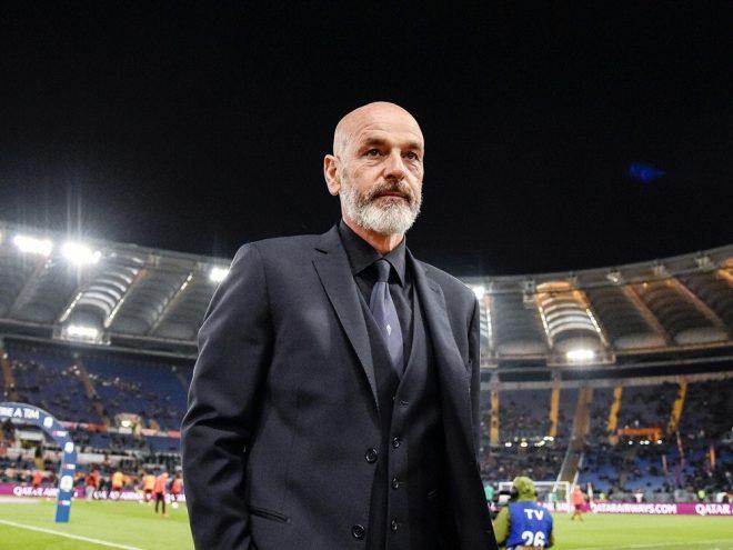 Stefano Pioli unterschreibt in Mailand bis 2021