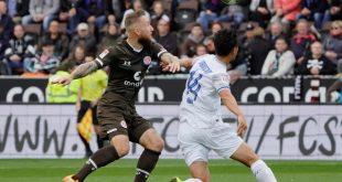 St. Pauli kassiert Rückschlag gegen Darmstadt