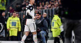 Musste vorzeitig vom Feld: Cristiano Ronaldo