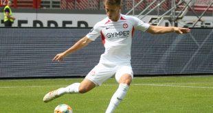 Kapitän Carlo Sickinger und der FCK schlagen den KFC