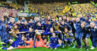 Schweden qualifiziert sich für die EURO 2020